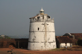 Phare de Fort Aguada (Inde)