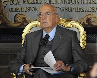 Napolitano afirma que no hay duda sobre el anuncio de dimisión de Berlusconi