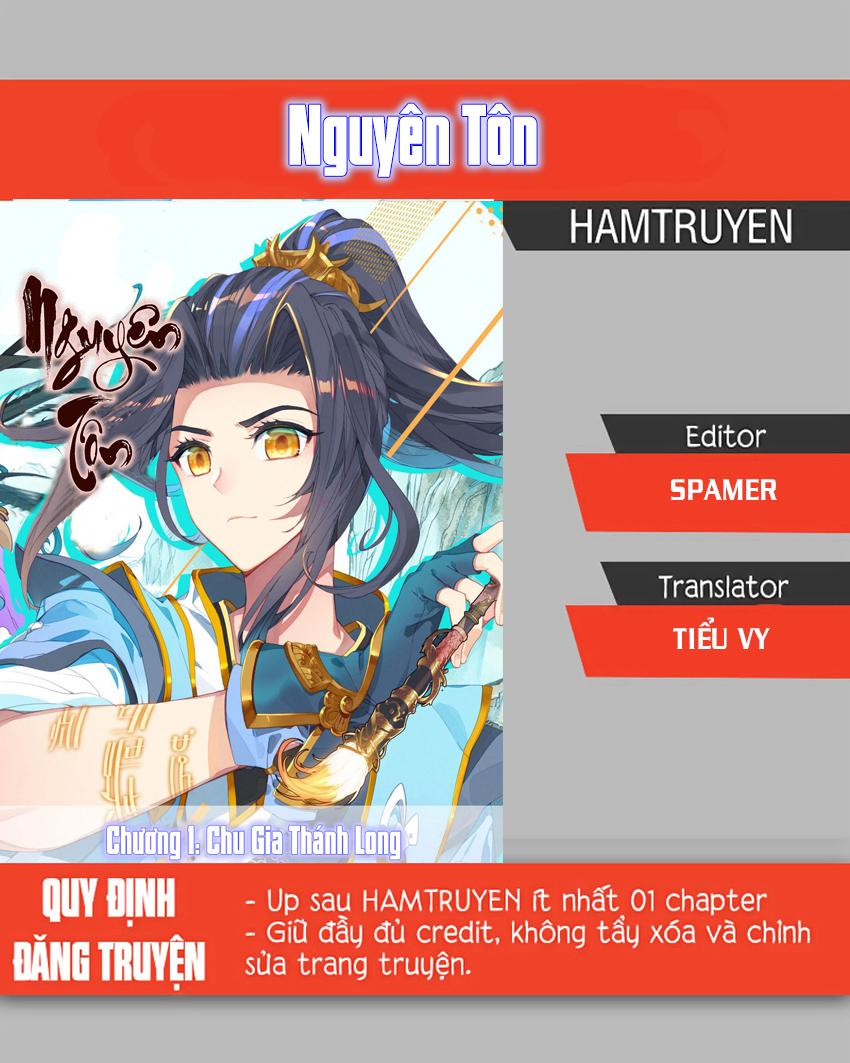 Nguyên Tôn Chapter 7 - Hamtruyen.vn