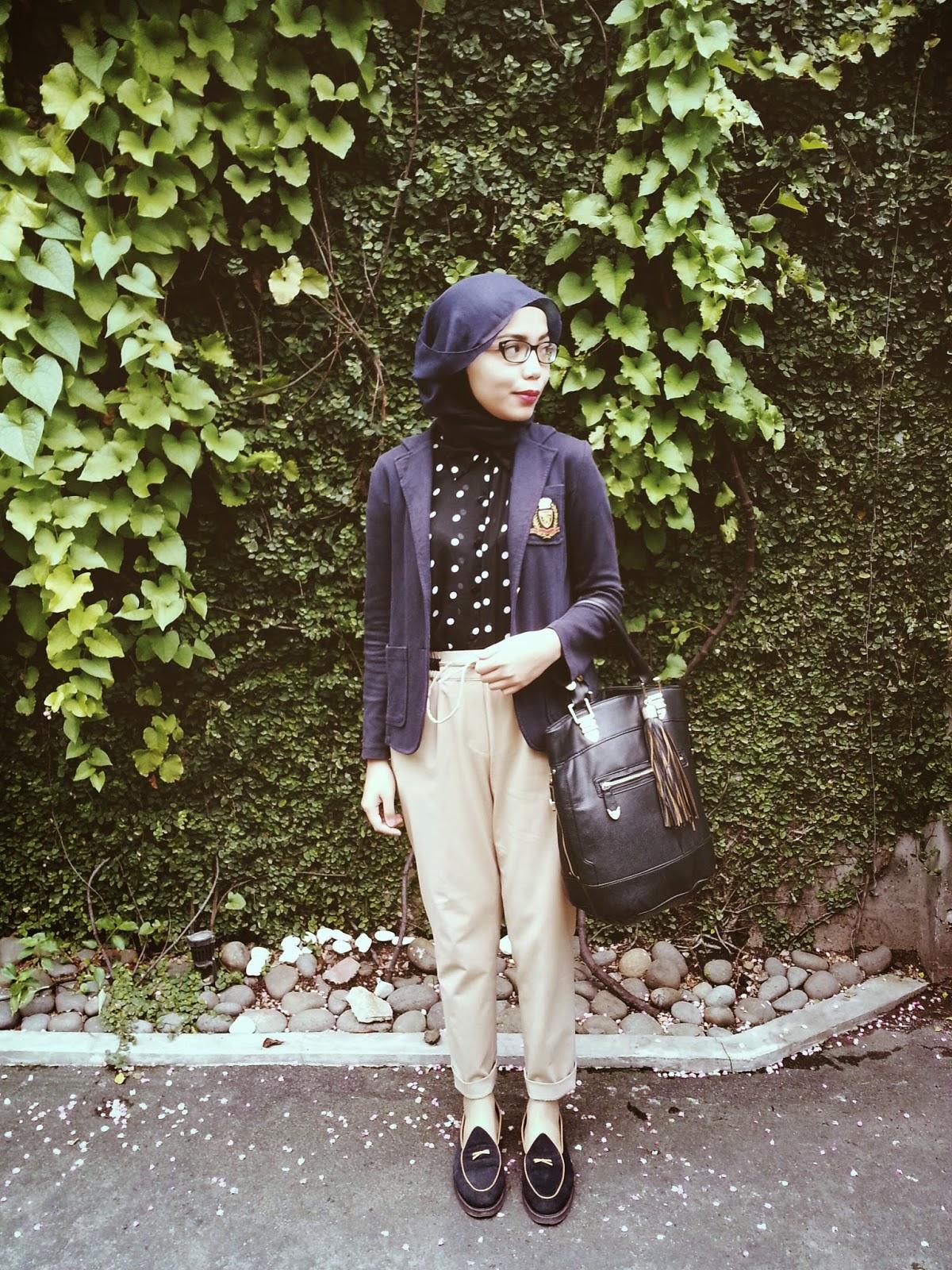 6 Hijab Fashion Blogger Dan Celegram Dari Indonesia Bagian 2