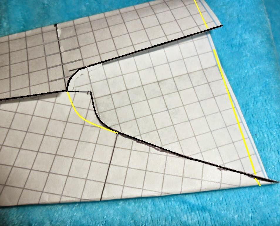Costurarte el arte de coser: Como usar el patrón base de pantalón I