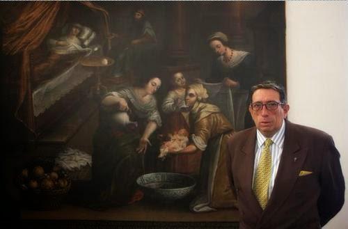 Julio Rivas desaparecido