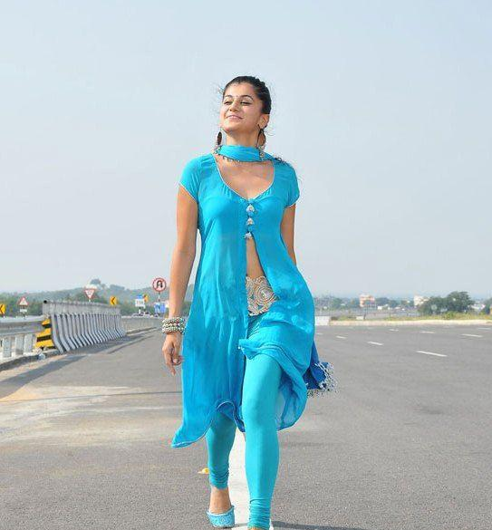 tapsee from mogudu movie cute stills