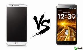 So sánh cammera sky a880 với LG G2