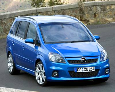 opel zafira opc prices review. Black Bedroom Furniture Sets. Home Design Ideas