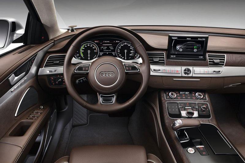 Top Gear 2013 Audi A8 Sedan
