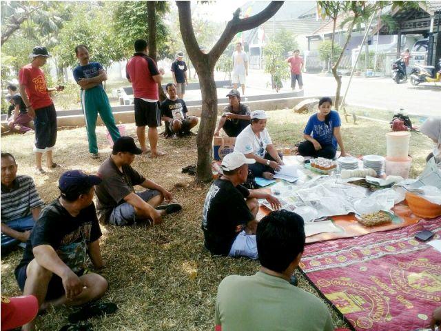 Sosialisasi Taman Herbal Bejo di GCA