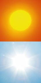 Yellow+Sun+White+Sun dans Chemtrails et pluies de fils/fibres/etc...