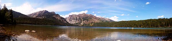 Phelps Lake Rockefeller Preserve