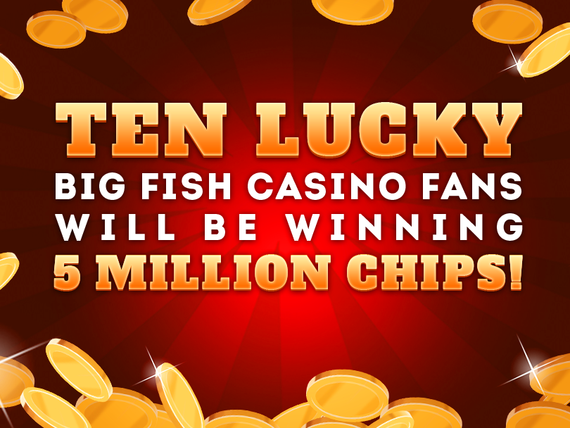 Big fish casino cheats tips and tricks august 2014 for Big fish casino free chips promo code
