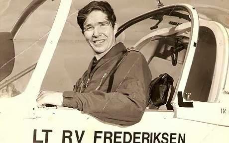 Lieutenant Commander `Fred´ Frederiksen