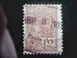 Tesouro 10 Rs  1912