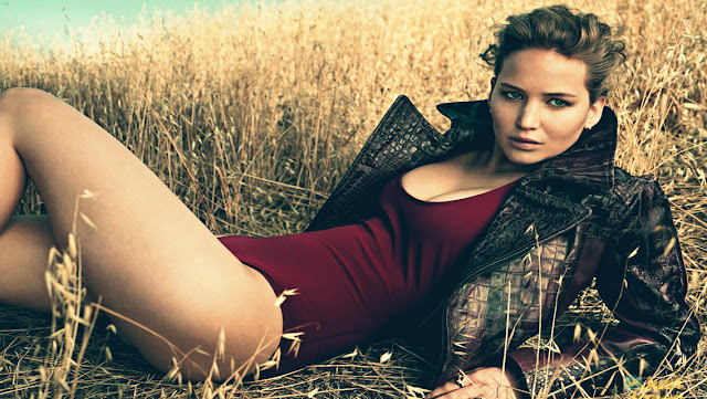 HD Jennifer Lawrence Wallpapers for iPhone 5 and iPod touch 1