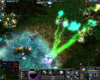 Heroes of Newerth (HoN) is a free to play Team based arena style action RPG