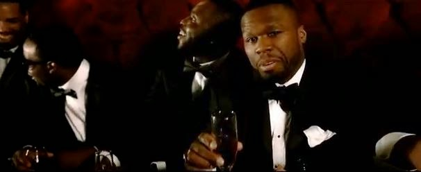 """50 Cent """"Twisted"""" music video Ft. Mr. Probz"""