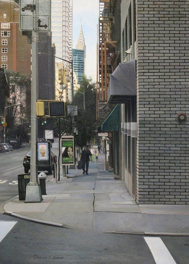 cuadros-al-oleo-de-ciudades-modernas