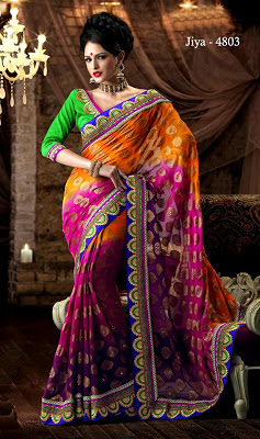 This Is You Feature Life Style: Latest Indian Sarees Collection 2013 l