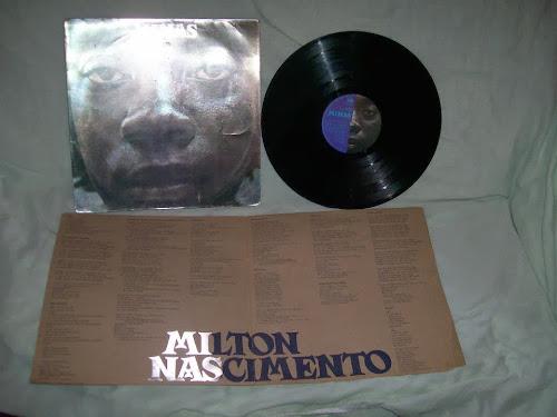 MILTON NASCIMENTO Minas