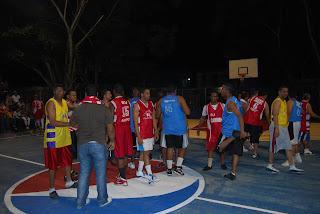 Los Mameyes y Los Mina ganan en Juegos SDE
