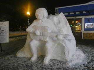 Aspen Winterskol Ice Musician