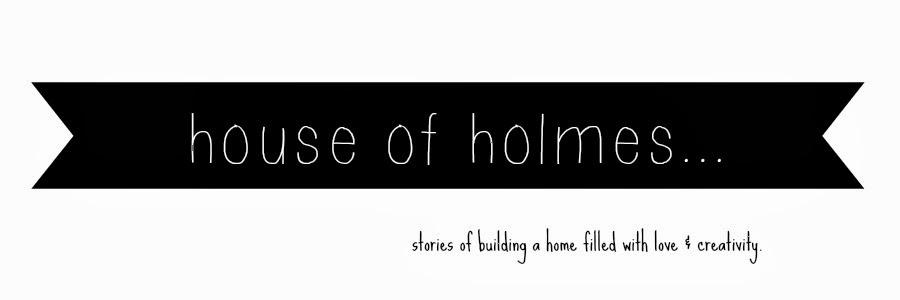 houseofholmes