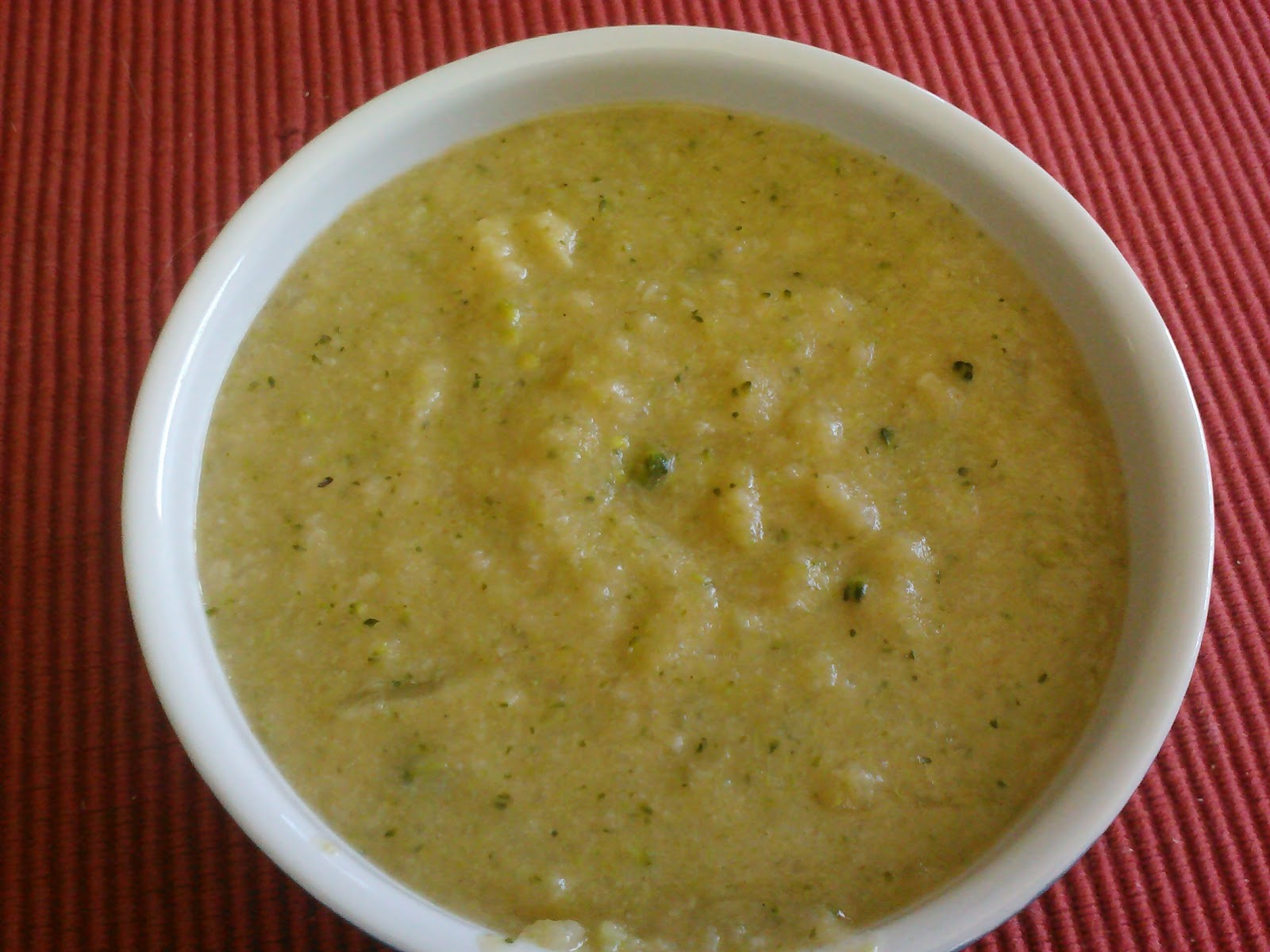 "Yum, Yarn and Yoga: Vegan Broccoli & Cauliflower ""Cheese"" Soup"