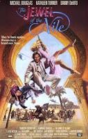 La joya del Nilo (1985) online y gratis