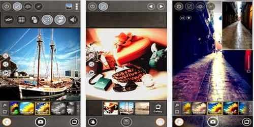 Aplikasi Dengan Efek Lensa Cembung Untuk Android