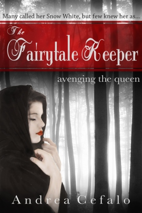 Bargain eBook Feature: The Fairytale Keeper by Andrea Cefalo