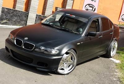 Modification BMW 318i E46 2004