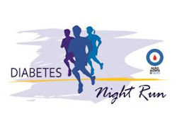 Diabetes Night Run em Cascavel - Dia 24/11