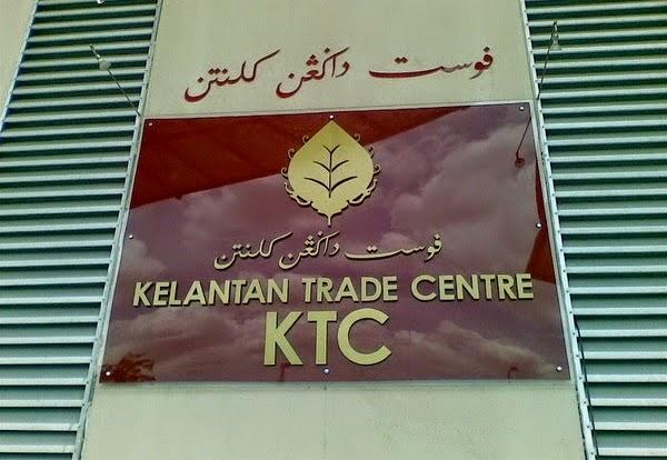 Jawatan Kosong Di Kelantan Trade Centre KTC