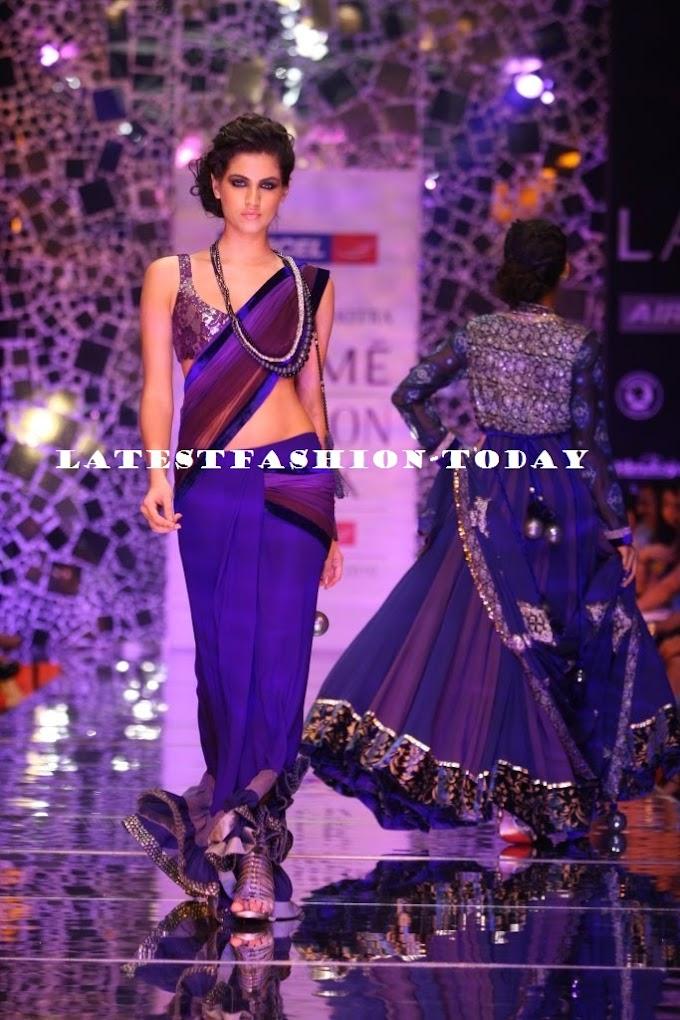 Manish Malhotra Lakme Fashion Week Winter Festivel 2010