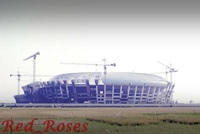 Foto Stadion Gedebage Terbaru Terkini Update