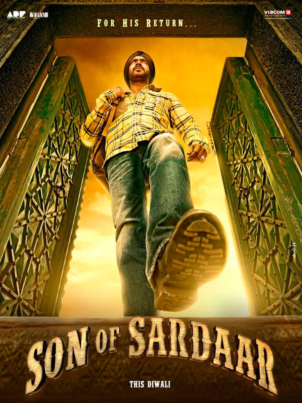 Son Of Sardaar 2012