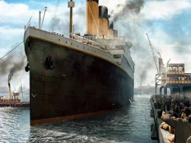 Notimundo resaltantes a subasta una foto que muestra los cuerpos de las v ctimas del titanic - Subastas ministerio del interior ...