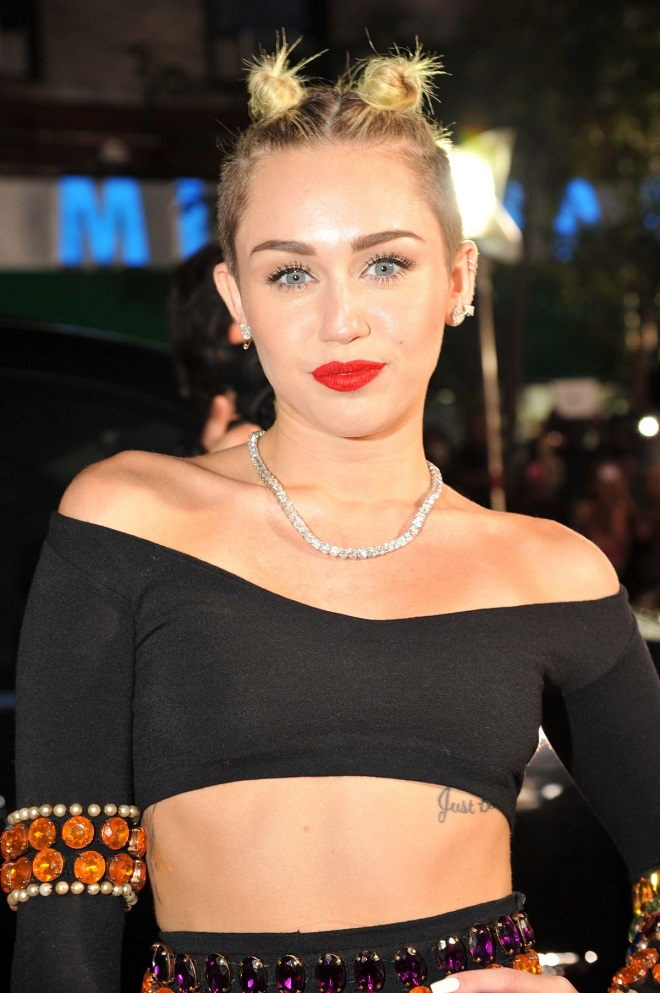 Miley Cyrus 2013 MTV Video Music Awards In New York