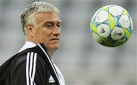 pengurus skuad Perancis, Didier Deschamps.