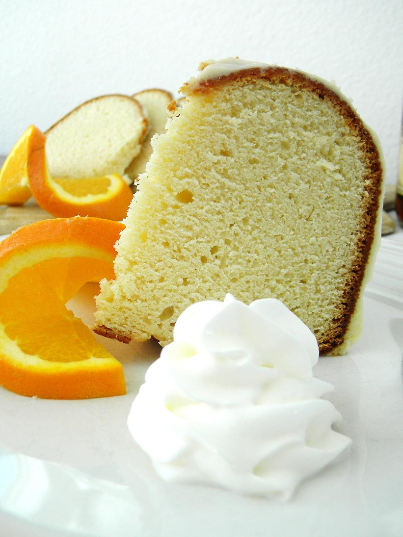 Hot Mess Cooking: Amaretto Pound Cake with White Chocolate Cream ...