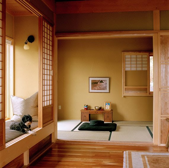 Home Sweet Home Japanese Inspired Architecture