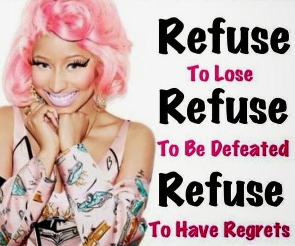 Nicki Minaj Hating Quotes. QuotesGram