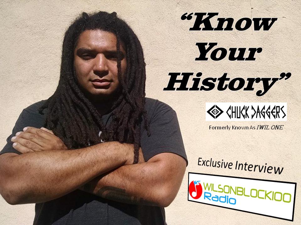 Chuck Daggers Interview