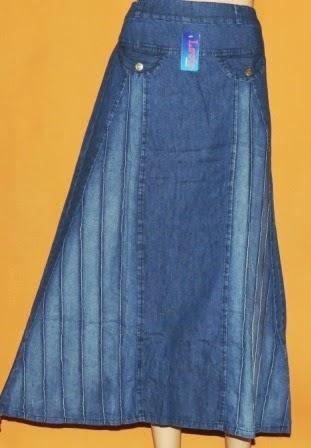 Skirt Jeans Labuh Panjang RM284