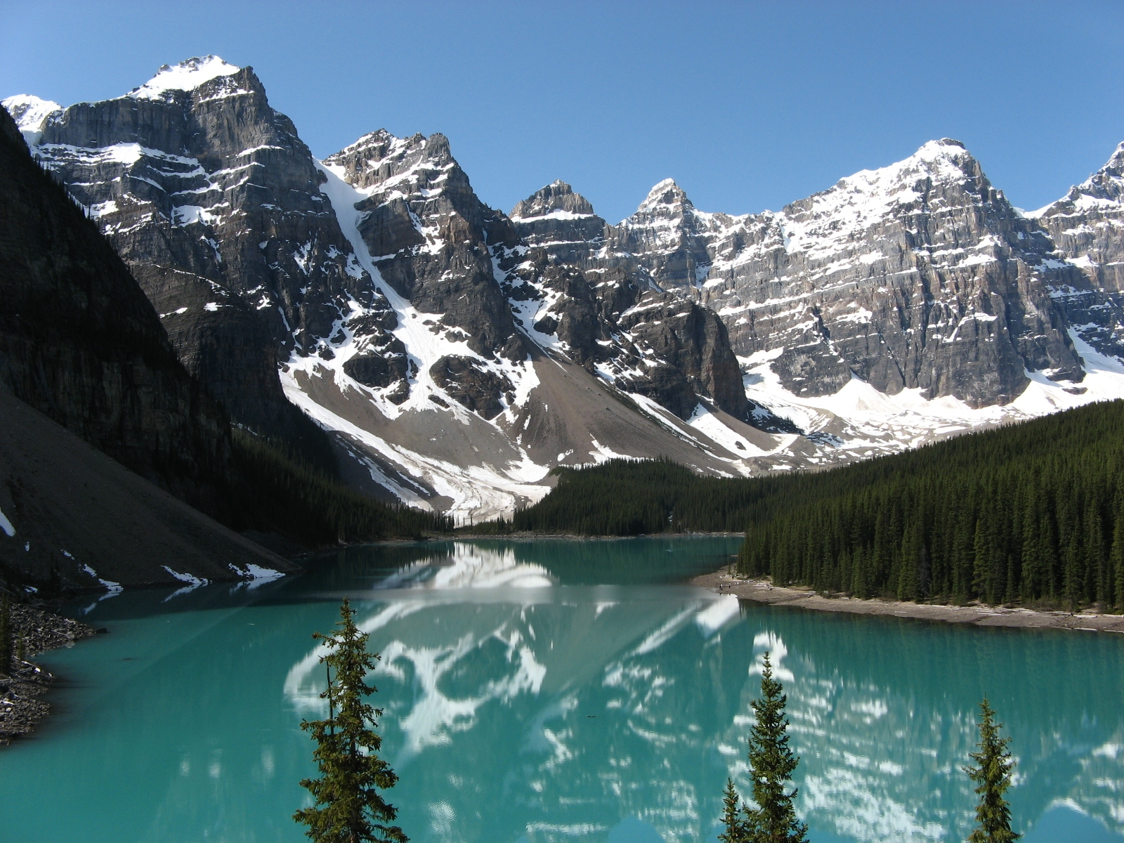 Rocky Mountains Beautiful Places In The World