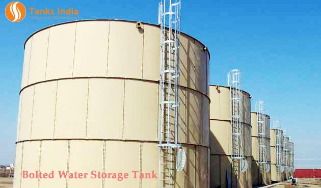 Water Storage Tank - Manufacturer