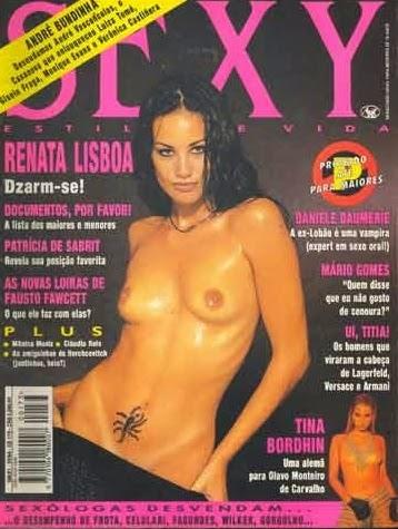 Renata Lisboa - Sexy 1994