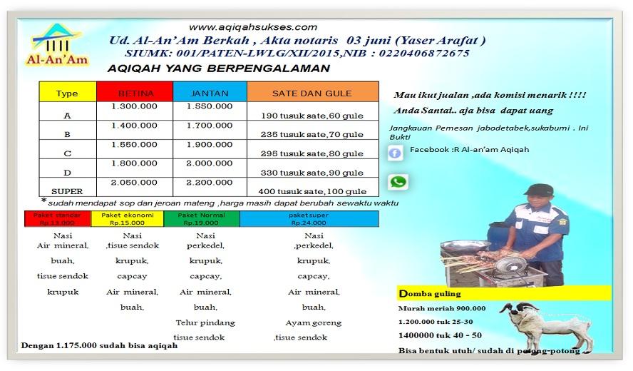 Aqiqah Bogor | Rumah Aqiqah Bogor |Layanan Aqiqah Bogor | paket aqiqah|rumah aqiqah