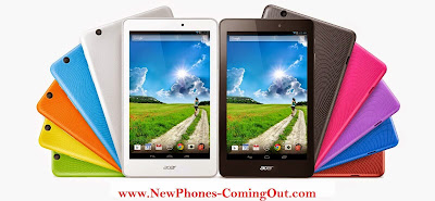 Acer iconia tab 8 color