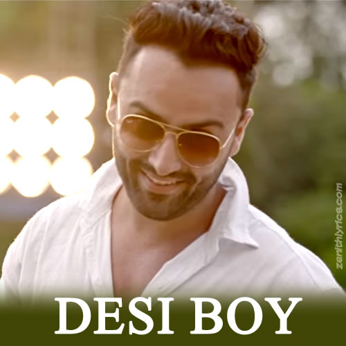 Desi Boy - Sheenz Arora