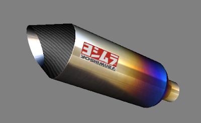 ZM - Ponteira para z800 e SRAD